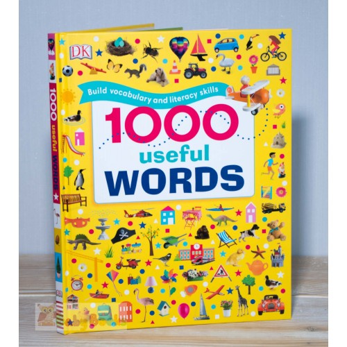 Книга «1000 Useful Words: Build Vocabulary and Literacy Skills»