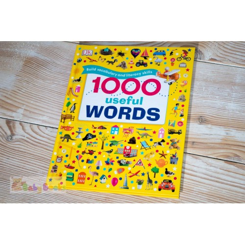 Книга «1000 Useful Words: Build Vocabulary and Literacy Skills» - Фото 2