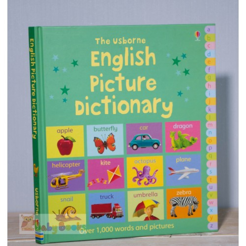 English Picture Dictionary - Фото