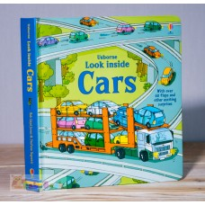 Look Inside Cars (Usborne)
