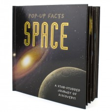 Pop-Up Book Facts: Space: A Star Studded Journey of Discovery
