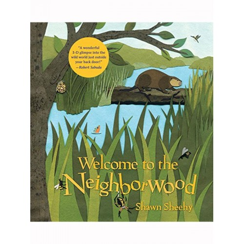 Welcome to the Neighborwood: Pop-up book - Фото